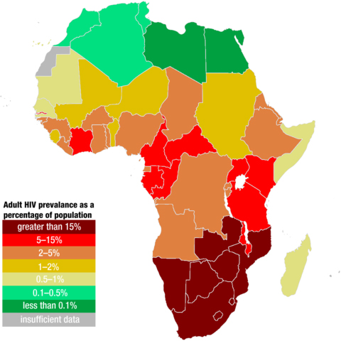 480px-Map-of-HIV-Prevalance-in-Africa copy