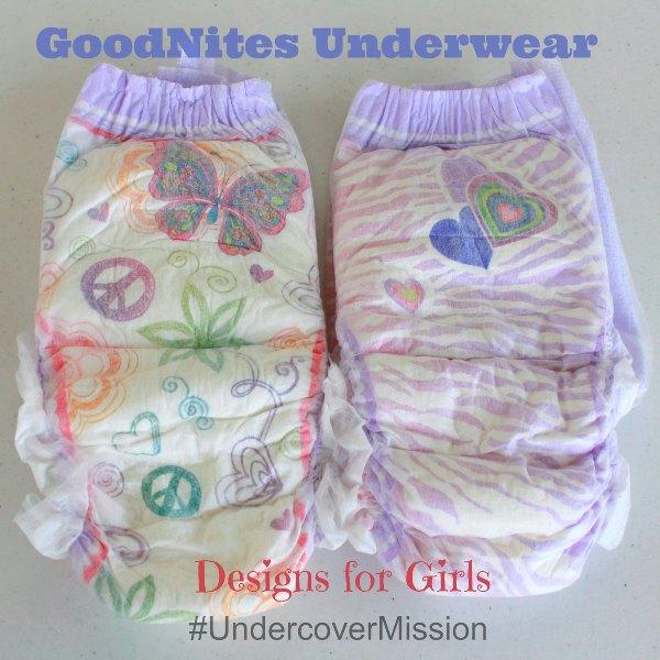 girls underwear stories