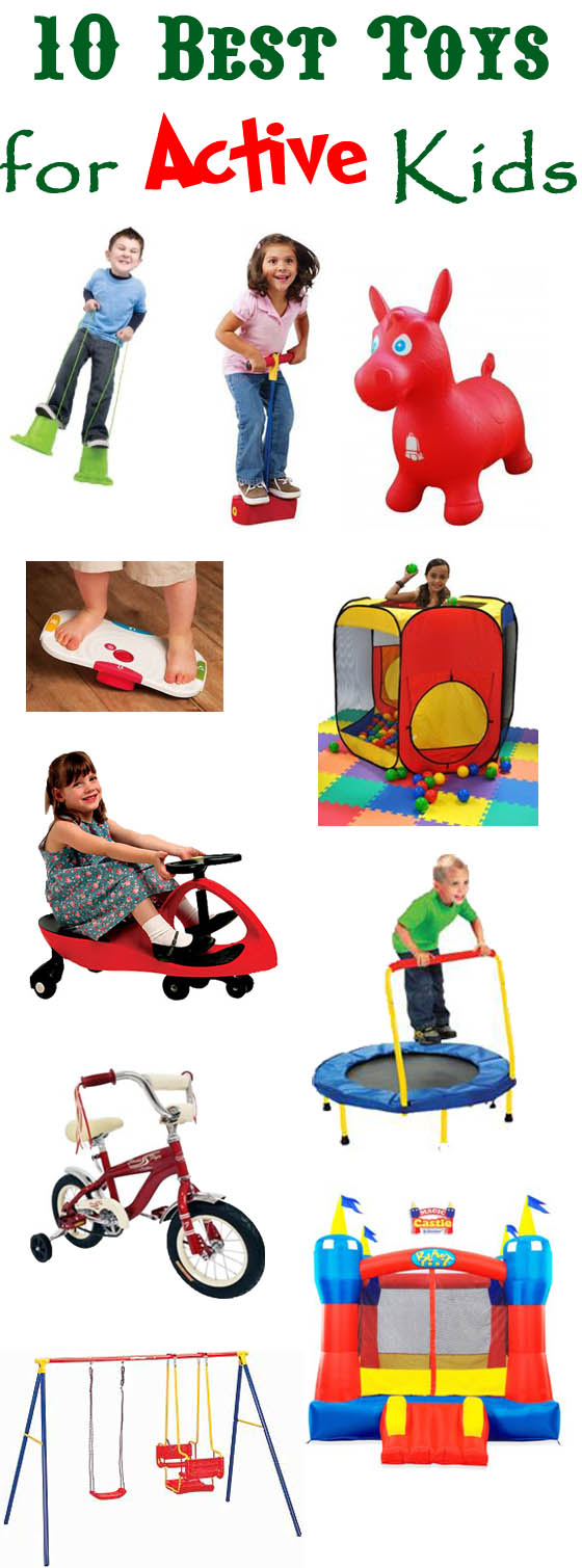 Toys For Active Toddlers : Top ten toys for the active boy or child with adhd spd
