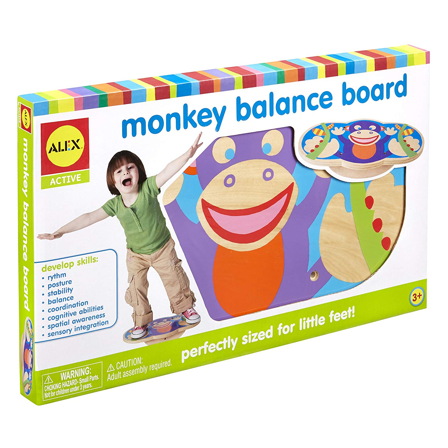 Balance Board For 2 Year Old: Top Ten Toys For The Active Boy Or Child With ADHD SPD Or