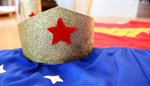 how-to-make-wonder-woman-headband