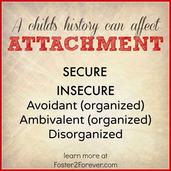 A child's behavior can be linked to attachment issues as an infant! #fostercare #adoption