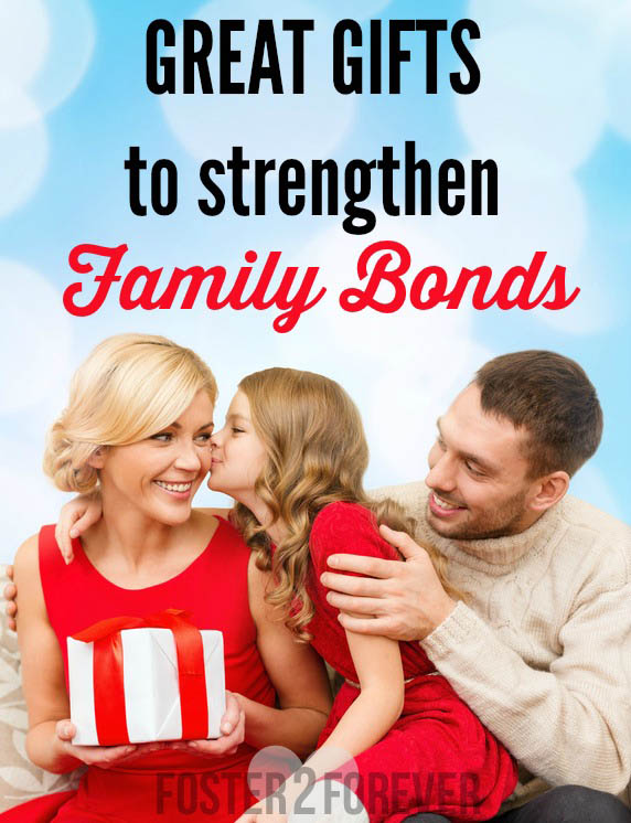 Great ideas to help build family bonds after adoption
