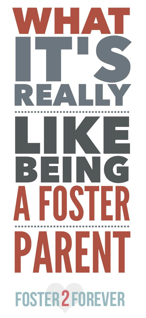 Dozens of foster parents answer tough questions about being a foster parent.