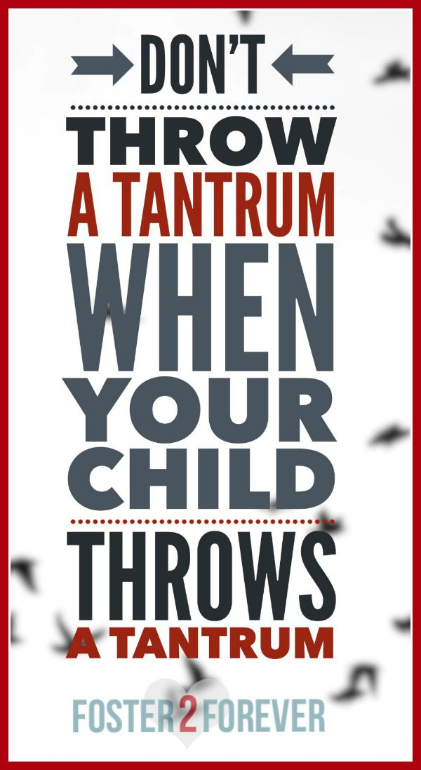 Great reminder for when my child is throwing a tantrum. #parenting