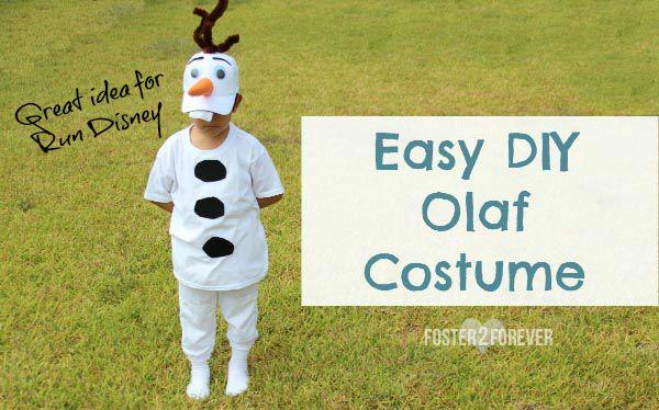 b16c6c8288a1 12 Homemade Halloween Costumes + my DIY Disney Frozen Olaf Costume ...