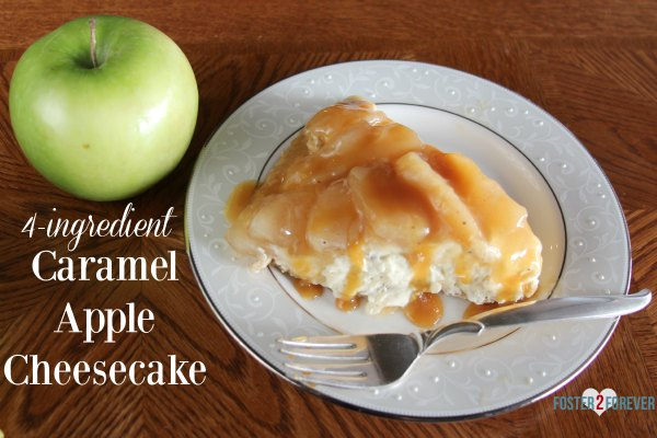easy-no-bake-caramel-apple-cheesecake
