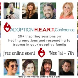 Why You MUST Sign Up for this Adoption Conference