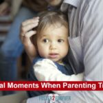 How Parenting Trauma Differently Can Turn Into Special Moments