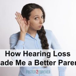 How Hearing Loss Made Me a Better Parent