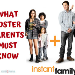 What Foster Parents Must Know About Instant Family